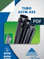Tubo Astm a53