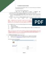 Online RegisterA