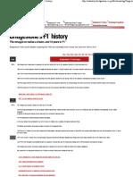BRIDGESTONE in F1 14 YEARS _ Bridgestone F1 History