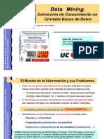 MINERIA DE DATOS (EXPLORACION DE INFORMACION)