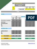 Simulador Tarifas Electricidade EDP 2012