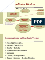 Gestion1 Clase Expedientes Tecnicos
