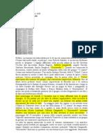 Espresso 28 Dicembre 1969 Dire Anarchici Non Basta . Risposta/analisi di Enrico Di Cola (ex gruppo 22 marzo)