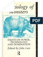 LAW - A Sociology of Monsters