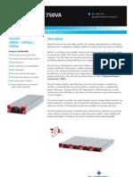 NOVA Inverter Data Sheet