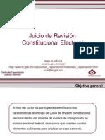 Juicio de Revision Constitucional Electoral (Materiales)