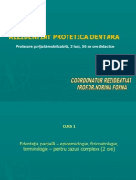 Rezidentiat Protetica
