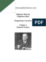 Alphonse Bouvier - Magnetismo Curativo - Vol 1