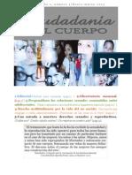 Ciudadanía del Cuerpo - CdC01-EneMar2013
