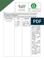 ANÁLISES PRELIMINARES DE RISCOS eletrica.doc