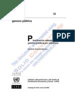 Planificacion Estrategica y Gestion Publica Por Objetivos[1]