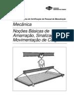 Noções Básicas de Amarração, Sinalização e Movimentação de Cargas