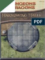 D&D - Harrowing Halls