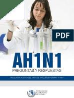 AH1N1. Pregunas y Respuestas.