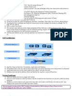 1 - SAP Overview