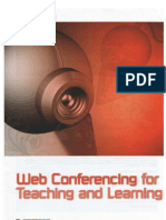 Web Conferencing for Teaching & Learning