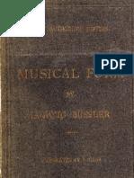 Despre Formele Muzicale