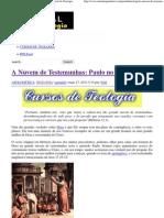 A Nuvem de Testemunhas_ Paulo no Areópago _ Portal da Teologia.pdf