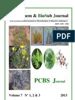 PCBS J Vol 7-2-2013 Cheriti
