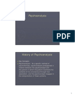 Psychoanalyst Presentation
