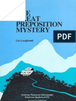 The Great Preposition Mystery