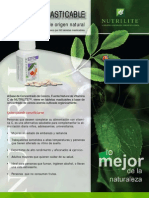 Nutrilite - Vitamina C Mastic Able
