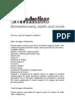 Fundamentos de Gestion Empresarial Trabajo Final Empresa 2