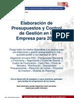 PDF Elaboracion Presupuestos