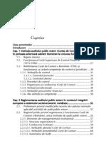 PDF Cuprins Carte Audit Extern