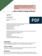 Normas bibliográficas Agrogeoambiental