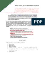 1 El Debido Proceso Laboral Para Los Servidores Del Ife