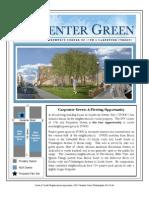 Carpenter Green Flyer