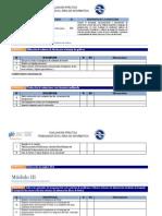 Lista de Cotejo Examen Practico