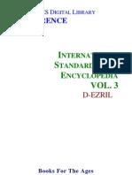 Bible Encyclopedia Vol 3 D - EZriel