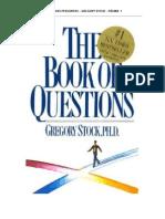 O Livro das Perguntas.doc