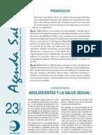 Adolescentes y Salud Sexual d. Mural