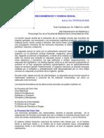 Factores Bio Medicos y La Vivencia Sexual