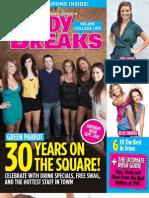 Study Breaks Magazine- August 2013, SM
