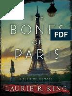 THE BONES OF PARIS by Laurie R. King, Excerpt