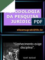 _pos PLANO METODOLOGIA DA PESQUISA 2011.ppt
