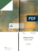 GALARD, Jean - A beleza do gesto.pdf