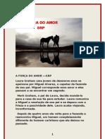 A FORÇA DO AMOR--SRP