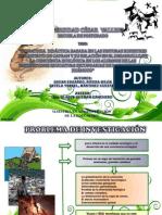 Tesis UCV Conciencia Ecologica 2013