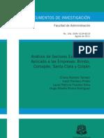 Documento de investigación sectores estratégicos