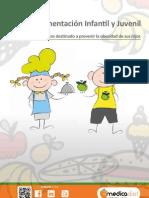 Guia Alimentacion Infantil Juvenil Medicadiet