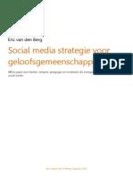 White Paper Social Media Strategie Voor Geloofsgemeenschappen