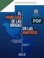 OEA Drogas en las Américas