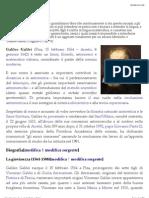 1564-1642 Galileo Galilei - Wikipedia