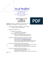 MEC Minutes 4-4-11