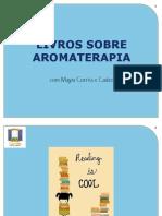 Livros sobre Aromaterapia